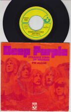 DEEP PURPLE * Strange Kind Of Woman * 1971 German 45 * Blackmore
