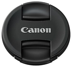 Genuine Canon E-77 II 77mm Front Lens Cap Canon 77mm lens cap Genuine UK STOCK