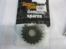 Royal ENFIELD 500cc 4 Speed Final Drive Sprocket 18t #145407-a - Hktraders-au