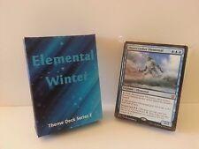 MTG Standard & Theme Decks - Elemental Winter Tribal Magic the Gathering