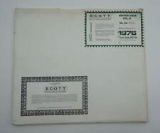 New Scotts Stamp Album Pages 1976 Supllement No. 30 British Asia Vol. 2