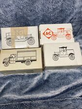 Diecast plastic collectible banks lot
