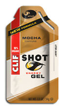 Clifbar Clif Shot Energy Gel Mochaw/50Mg Caffeine Box of 24
