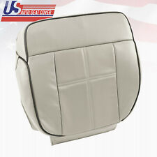 2006 2007 2008 Lincoln Mark LT Leather Seat Cover Tan Gray Black Top or Bottom