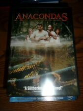 ANACONDAS: THE HUNT FOR THE BLOOD ORCHID - DVD - WATCHED ONCE!!