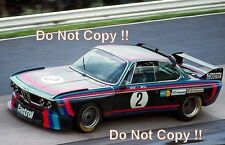 Jacky Ickx & Derek Bell BMW 3.0 CSL Nurburgring 6 Hours 1974 Photograph