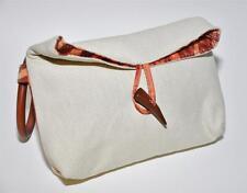 Lorac Makeup Bag Cosmetic Bag Canvas New