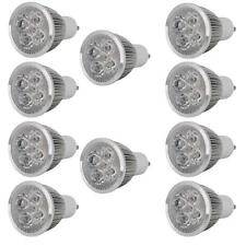 10PCS GU10 5W 110V Dimmable Cool White Light LED Spotlight Bulb Lamp Down Light
