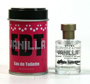 ღ Vanilla - H&M - Miniatur EDT 10ml