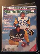 1985 Sports Illustrated-Los Angeles Rams Eric Dickerson Football Issue