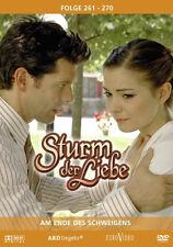 % DVD * STURM DER LIEBE   STAFFEL 27   261-270  # NEU OVP