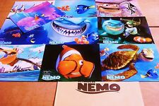 LE MONDE DE NEMO ! jeu photos prestige grand format disney   /""