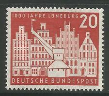 WEST GERMANY. 1956. Millenary of Luneberg Commem. SG: 1156. Mint Never Hinged.