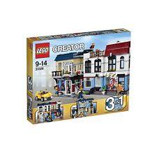 Lego Creator 31026 - Fahrradladen&Café / Bike Shop and Café, NEU & OVP,NRFB,MISB
