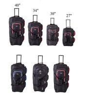 """XXL Extra Large Wheeled Travel Luggage Trolley Holdall Suitcase 40"""" 34"""" 30"""" 27"""""""