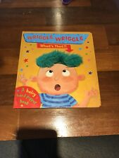 Wriggle Wriggle What's That?, , Very Good Book