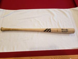EARLY 1990's Tim Salmon GAME USED Mizuno Pro Limited Bat, Anaheim Angels, NICE!