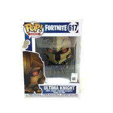 FUNKO Fortnite Pop! Vinyl Figure Ultima Knight 617 Ages 3+