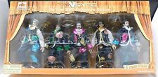 N'Sync Band On Tour 2000 Collector's Edition Toy Set Puppets Dolls NIB