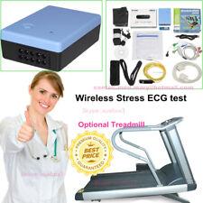 12 Lead wireless Stress ECG system, ECG Workstation, CONTEC8000S Hot