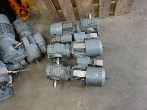 Sew gearmotor 0.37KW 6.9r/min S47 DT71D4