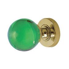 Poignées et crémones de porte boutons