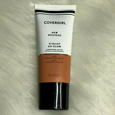 Covergirl New Nouveau Vitalist Go Glow Luminizing Luminizing Lotion Sunkissed