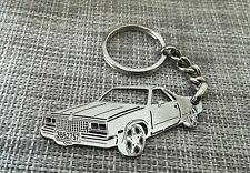 Chevrolet camino, custom keychain by your picture, custom gift, stainless steel.