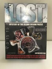 Lost Mystery of the Island Jigsaw Puzzle 1 Of 4 1000 Pieces The Hatch New