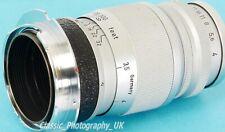 Leica L39 Screw to LEICA M Adapter for 28-90mm Lenses + Leica M Rear Lens Cap
