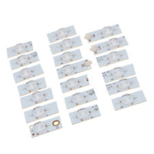 20 Pieces 6V White SMD Lamp Beads For 32-65 Inch LED TV Backlight