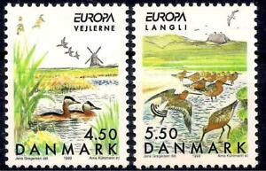 Denmark 1999 - Europa Cept - Nature Reserves & Parks - Set of 2 - MNH
