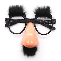 Big Nose Beard Glasses Halloween Decorations Funny Foolish Costume Props Supply
