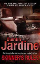 Good, Skinner's Rules (Bob Skinner Mysteries), Quintin Jardine, Book