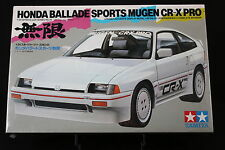 XC054 TAMIYA 1/24 maquette voiture 24045 800 45 HONDA Ballade sports Mugen CR-X