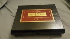Rocky Patel Wooden Cigar Box, Vintage Series 1990 Signature Collection