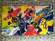 Pokemon : ISLAND GUARDIANS COLLECTION BOX PLAYMAT - NEW