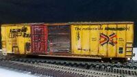 HO BOX CAR ATHERAN RH ATLAS WALTHERS INTERMOUNTAIN EXACTRAIL ATHEARN 5 WEATHERED
