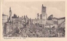 Germany Collectable WWI Military Postcards 1914-1918