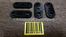 Kartboy Transmission Cross Member Mount Bushings FOR 2002 - 2007 Subaru WRX STI