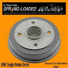 Rear Brake Drum for Citroen C3 All(with bearing / magnetic ABS ring) 02-09
