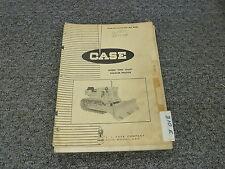 Case 310E Utility Crawler Tractor Dozer Parts Catalog Manual Manual B687