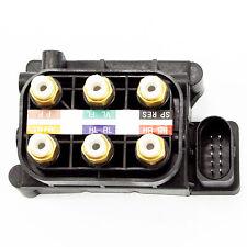 Magnetventil Ventileinheit für Luftfederung - Audi Q7, Porsche Cayenne, Panamera