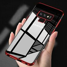 Luxury Ultra Clear Slim Silicone Case Cover for iphone 5 5s 5se se 6 6s 7 8 Plus