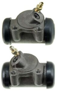 2 Drum Brake Wheel Cylinders Front Left & Right for Chevy GMC