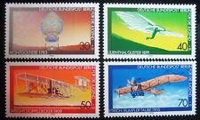 B0 158  BERLIN 1978 Michel 563 - 566 Jugend Luftfahrt postfrisch