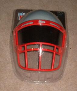 NEW ENGLAND  PATRIOTS Foam Fanatics NFL Fan Mask Tailgating Helmet Fun  NEW