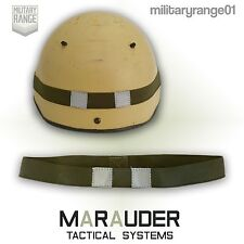Marauder Ranger Cats Eyes (Olive Green) - Luminous Helmet Band - British Army