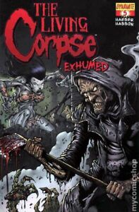 Living Corpse Exhumed #5B VF 2012 Stock Image