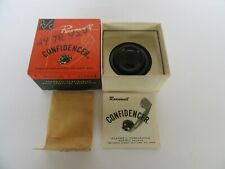 Vintage Roanwell Confidencer Transmitter, Nos, w/ Box & Paper